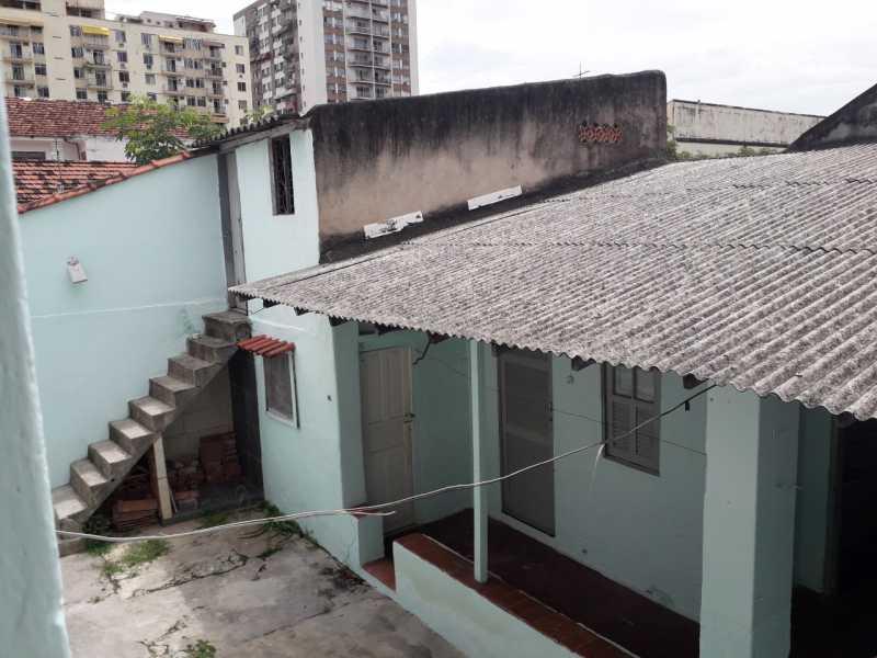 IMG-20210221-WA0037 - Casa de Vila 2 quartos à venda Riachuelo, Rio de Janeiro - R$ 320.000 - MECV20063 - 28