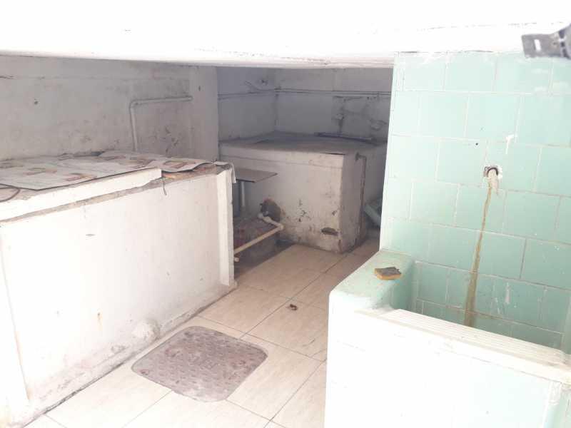 IMG-20210221-WA0039 - Casa de Vila 2 quartos à venda Riachuelo, Rio de Janeiro - R$ 320.000 - MECV20063 - 30