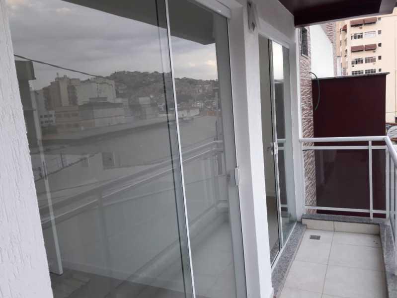 4 - Casa em Condomínio 2 quartos à venda São Francisco Xavier, Rio de Janeiro - R$ 416.000 - MECN20040 - 6