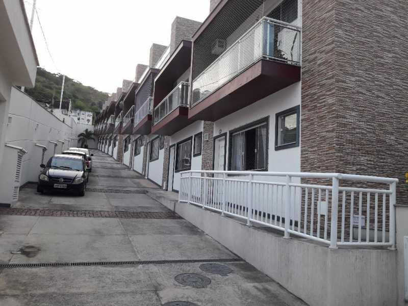 22 - Casa em Condomínio 2 quartos à venda São Francisco Xavier, Rio de Janeiro - R$ 416.000 - MECN20040 - 23