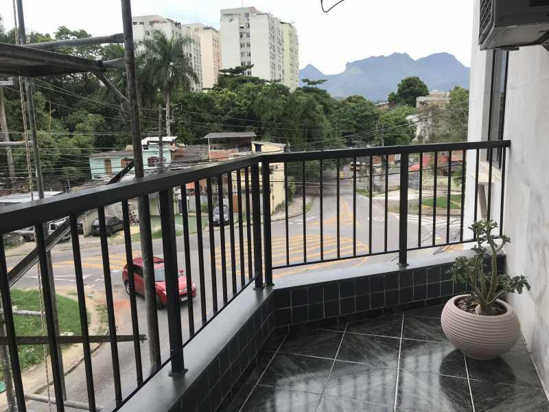 04 - Apartamento 2 quartos à venda Taquara, Rio de Janeiro - R$ 290.000 - FRAP21648 - 5