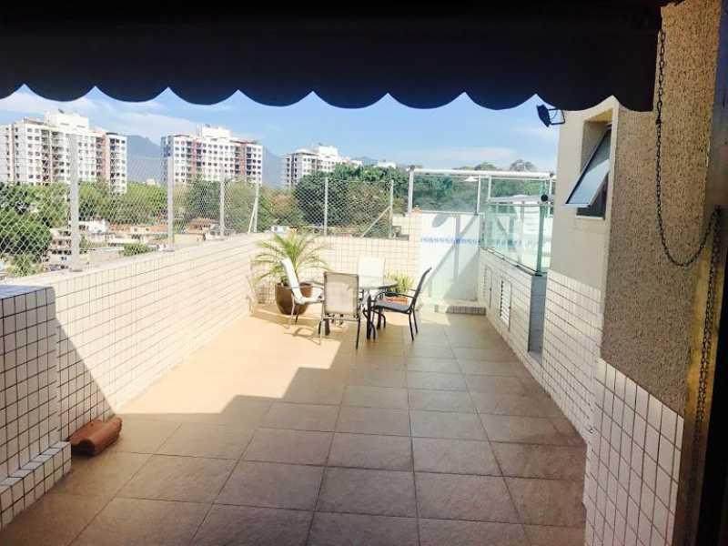 IMG-20210210-WA0024 - Cobertura 4 quartos à venda Pechincha, Rio de Janeiro - R$ 630.000 - FRCO40038 - 3