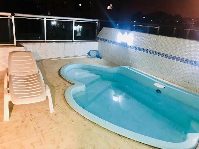 IMG-20210210-WA0029 - Cobertura 4 quartos à venda Pechincha, Rio de Janeiro - R$ 630.000 - FRCO40038 - 6
