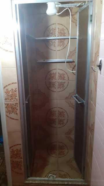 10 - BANHEIRO SOCIAL - Apartamento 2 quartos para alugar Vila Isabel, Rio de Janeiro - R$ 1.500 - MEAP21139 - 11