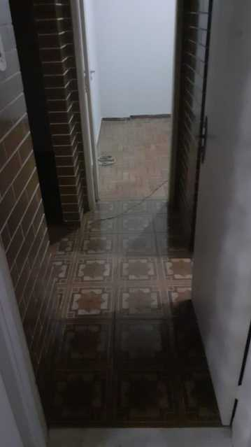 17 - CIRCULAÇÃO - Apartamento 2 quartos para alugar Vila Isabel, Rio de Janeiro - R$ 1.500 - MEAP21139 - 18