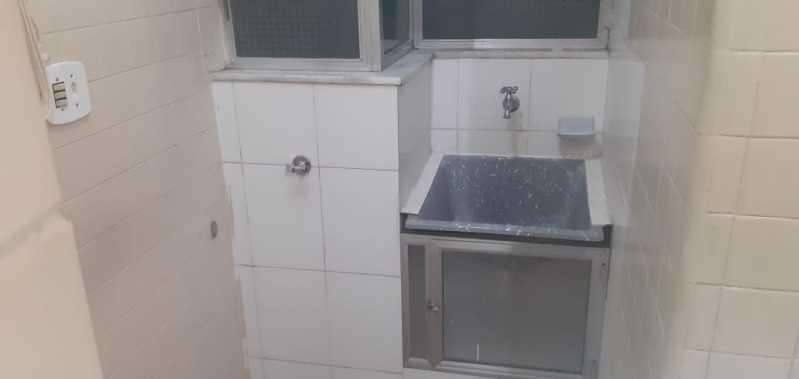 22 - ÁREA DE SERVIÇO - Apartamento 2 quartos para alugar Vila Isabel, Rio de Janeiro - R$ 1.500 - MEAP21139 - 23