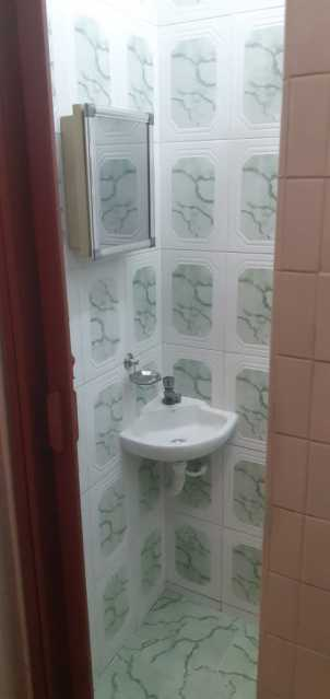 23 - BANHEIRO SERVIÇO - Apartamento 2 quartos para alugar Vila Isabel, Rio de Janeiro - R$ 1.500 - MEAP21139 - 24