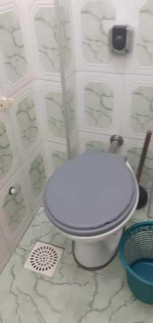 24 - BANHEIRO SERVIÇO - Apartamento 2 quartos para alugar Vila Isabel, Rio de Janeiro - R$ 1.500 - MEAP21139 - 25