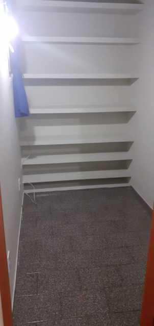 25 - DEPENDÊNCIA EMPREGADA - Apartamento 2 quartos para alugar Vila Isabel, Rio de Janeiro - R$ 1.500 - MEAP21139 - 26