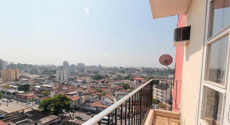 2 - VARANDA 1 - Apartamento 2 quartos à venda Engenho Novo, Rio de Janeiro - R$ 220.000 - MEAP21143 - 8