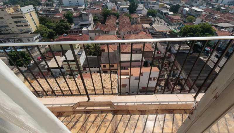 3 - VARANDA 2 - Apartamento 2 quartos à venda Engenho Novo, Rio de Janeiro - R$ 220.000 - MEAP21143 - 9