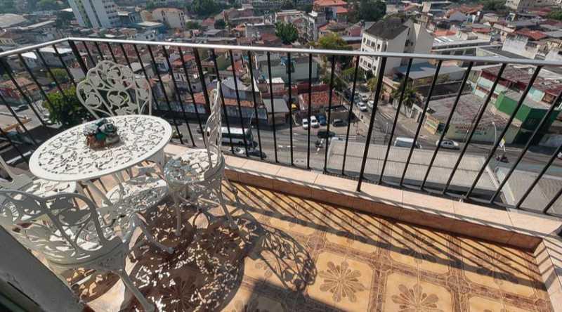 4 - VARANDA 2 - Apartamento 2 quartos à venda Engenho Novo, Rio de Janeiro - R$ 220.000 - MEAP21143 - 6