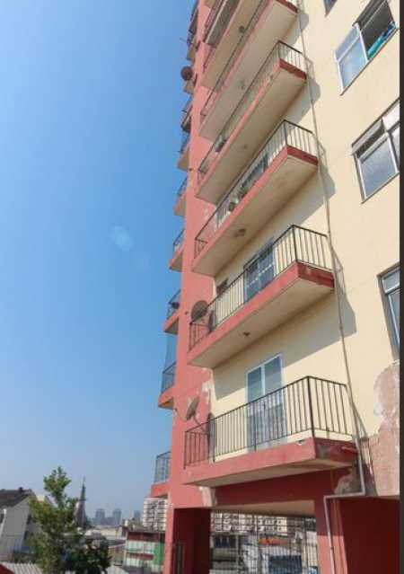 5 - FACHADA - Apartamento 2 quartos à venda Engenho Novo, Rio de Janeiro - R$ 220.000 - MEAP21143 - 21