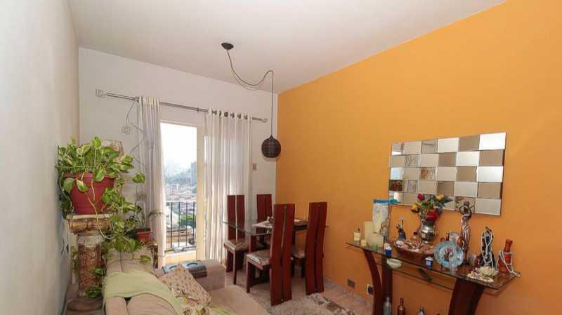 7 - SALA - Apartamento 2 quartos à venda Engenho Novo, Rio de Janeiro - R$ 220.000 - MEAP21143 - 3