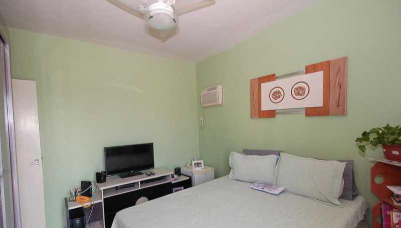 10 - QUARTO SUÍTE - Apartamento 2 quartos à venda Engenho Novo, Rio de Janeiro - R$ 220.000 - MEAP21143 - 10