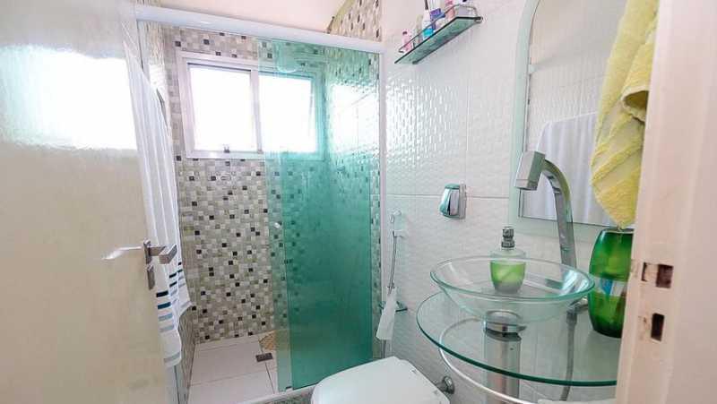 11 - BANHEIRO SUÍTE - Apartamento 2 quartos à venda Engenho Novo, Rio de Janeiro - R$ 220.000 - MEAP21143 - 11