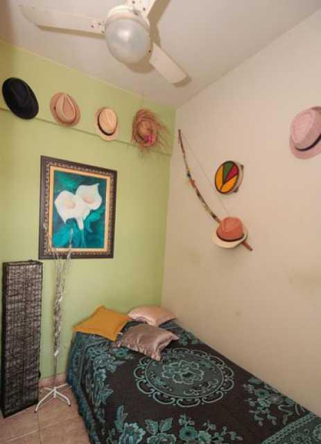 12 - QUARTO 2 - Apartamento 2 quartos à venda Engenho Novo, Rio de Janeiro - R$ 220.000 - MEAP21143 - 12