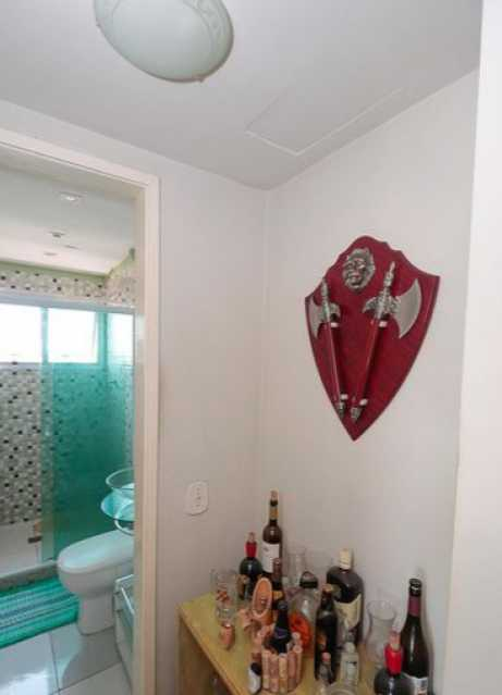 13 - BANHEIRO SOCIAL - Apartamento 2 quartos à venda Engenho Novo, Rio de Janeiro - R$ 220.000 - MEAP21143 - 13