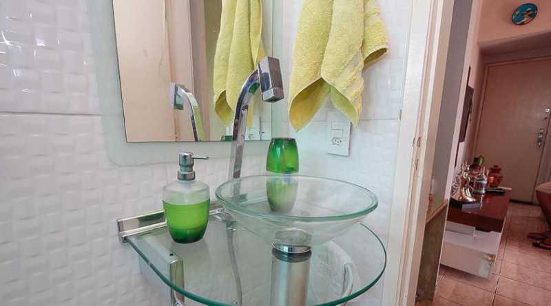 14 - BANHEIRO SOCIAL - Apartamento 2 quartos à venda Engenho Novo, Rio de Janeiro - R$ 220.000 - MEAP21143 - 14