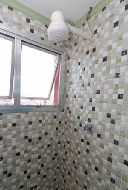 15 - BANHEIRO SOCIAL - Apartamento 2 quartos à venda Engenho Novo, Rio de Janeiro - R$ 220.000 - MEAP21143 - 15