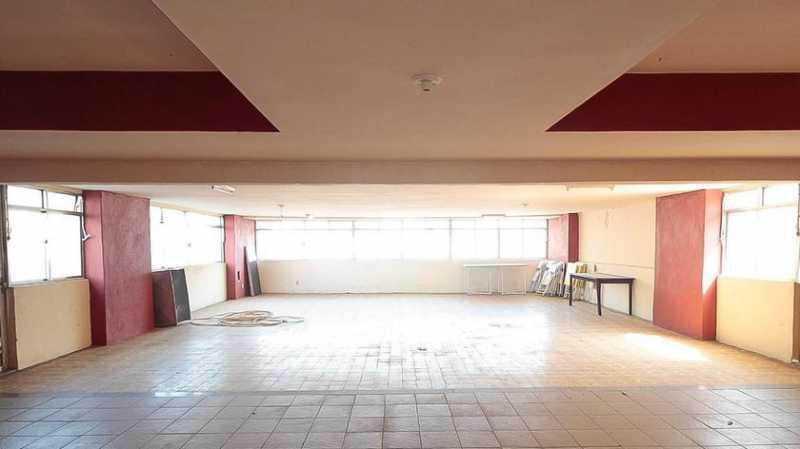19 - SALÃO DE FESTAS - Apartamento 2 quartos à venda Engenho Novo, Rio de Janeiro - R$ 220.000 - MEAP21143 - 19
