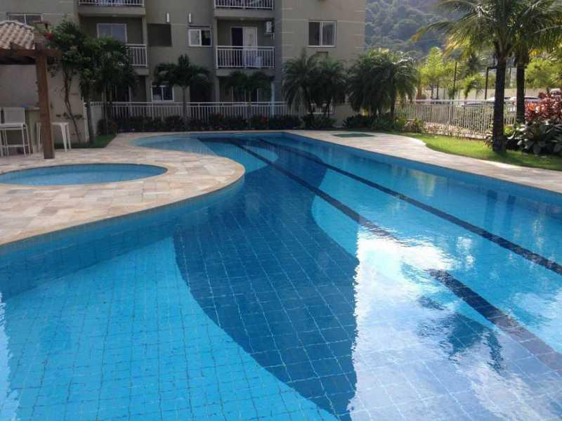 01 - Apartamento 2 quartos à venda Curicica, Rio de Janeiro - R$ 279.000 - FRAP21652 - 1