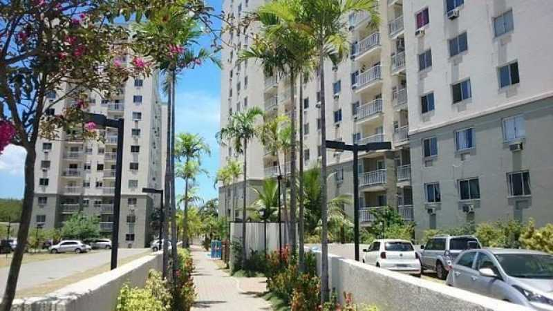 02 - Apartamento 2 quartos à venda Curicica, Rio de Janeiro - R$ 279.000 - FRAP21652 - 3