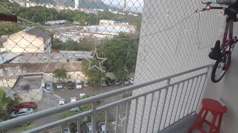 04 - Apartamento 2 quartos à venda Curicica, Rio de Janeiro - R$ 279.000 - FRAP21652 - 5