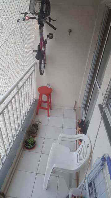 05 - Apartamento 2 quartos à venda Curicica, Rio de Janeiro - R$ 279.000 - FRAP21652 - 6