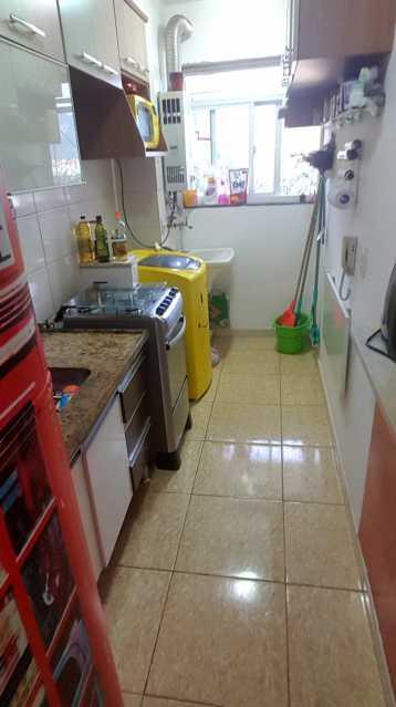 18 - Apartamento 2 quartos à venda Curicica, Rio de Janeiro - R$ 279.000 - FRAP21652 - 19