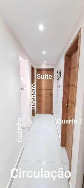 natalia 11 - Apartamento 2 quartos à venda Cachambi, Rio de Janeiro - R$ 340.000 - MEAP21145 - 9