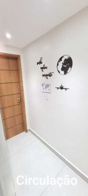 natalia 12 - Apartamento 2 quartos à venda Cachambi, Rio de Janeiro - R$ 340.000 - MEAP21145 - 8