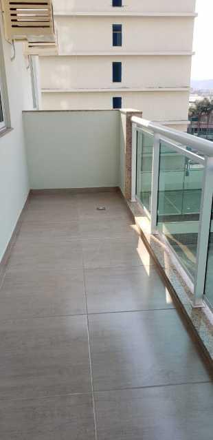 8 -  VARANDA SALA - Apartamento 3 quartos à venda Cachambi, Rio de Janeiro - R$ 455.000 - MEAP30361 - 9