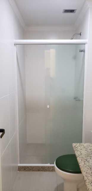 11 - BANHEIRO SOCIAL - Apartamento 3 quartos à venda Cachambi, Rio de Janeiro - R$ 455.000 - MEAP30361 - 12