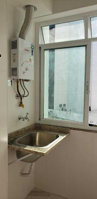 24 - ÁREA DE SERVIÇO - Apartamento 3 quartos à venda Cachambi, Rio de Janeiro - R$ 455.000 - MEAP30361 - 25