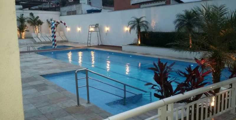 piscina2 - Apartamento 3 quartos à venda Madureira, Rio de Janeiro - R$ 170.000 - MEAP30365 - 1