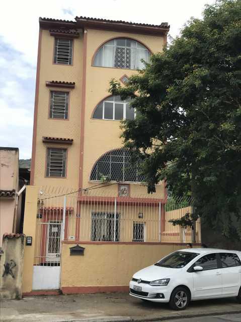 01 - Apartamento 3 quartos para venda e aluguel Engenho de Dentro, Rio de Janeiro - R$ 270.000 - MEAP30366 - 1