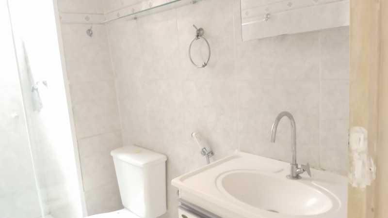 12 - BANHEIRO SOCIAL - Apartamento 2 quartos à venda Taquara, Rio de Janeiro - R$ 170.000 - FRAP21667 - 14