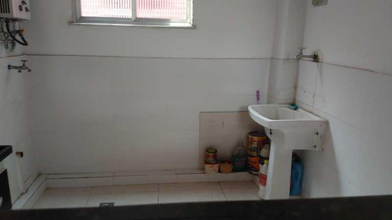 14 - ÁREA DE SERVIÇO - Apartamento 2 quartos à venda Taquara, Rio de Janeiro - R$ 170.000 - FRAP21667 - 18