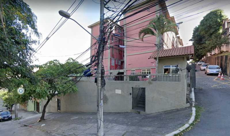 mapendi 830 - Apartamento 2 quartos à venda Taquara, Rio de Janeiro - R$ 170.000 - FRAP21667 - 1