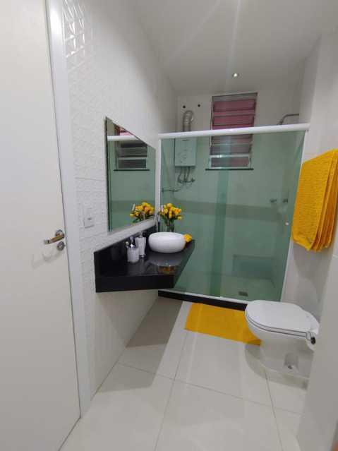 7 - BANHEIRO SOCIAL - Apartamento 2 quartos à venda São Francisco Xavier, Rio de Janeiro - R$ 263.000 - MEAP21159 - 8