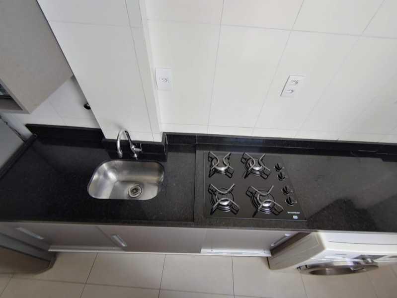10 - COZINHA - Apartamento 2 quartos à venda São Francisco Xavier, Rio de Janeiro - R$ 263.000 - MEAP21159 - 11