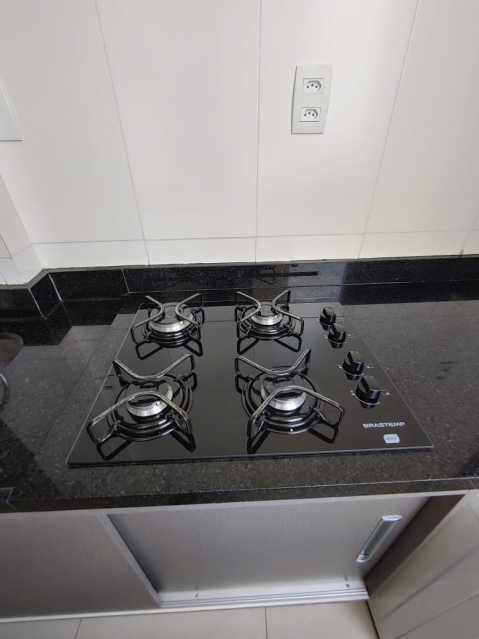 11 - COZINHA - Apartamento 2 quartos à venda São Francisco Xavier, Rio de Janeiro - R$ 263.000 - MEAP21159 - 12
