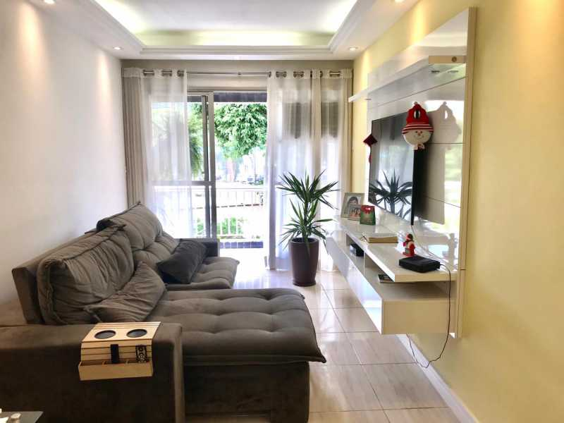 1. - Apartamento 3 quartos à venda Anil, Rio de Janeiro - R$ 420.000 - FRAP30700 - 1