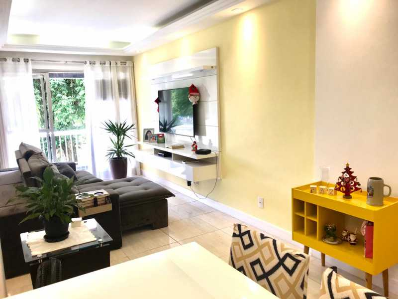 3. - Apartamento 3 quartos à venda Anil, Rio de Janeiro - R$ 420.000 - FRAP30700 - 4