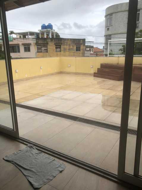 IMG-20210416-WA0086 - Casa 4 quartos à venda Higienópolis, Rio de Janeiro - R$ 850.000 - MECA40018 - 27