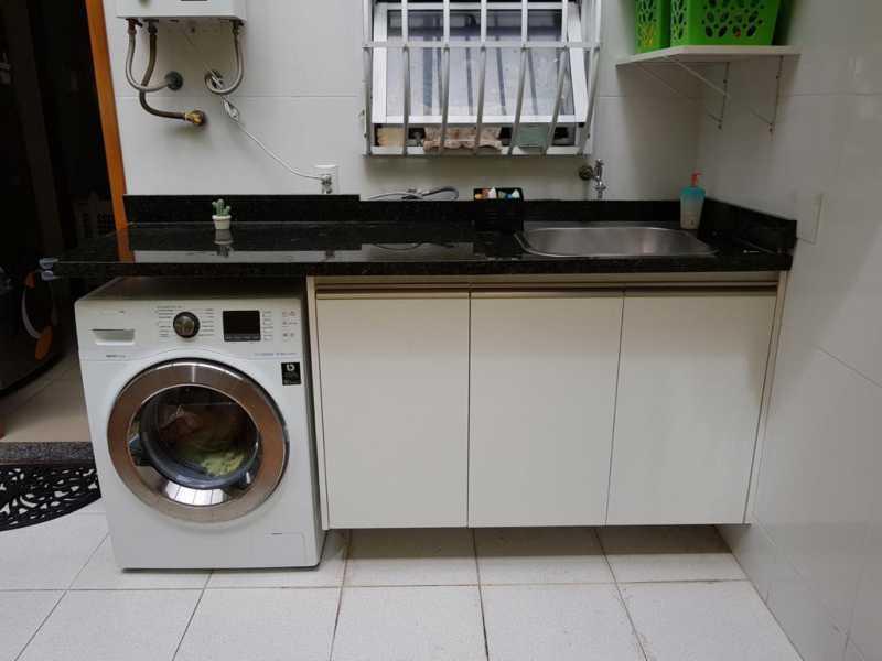 WhatsApp Image 2021-04-20 at 2 - Casa em Condomínio 3 quartos à venda Pechincha, Rio de Janeiro - R$ 550.000 - FRCN30194 - 20