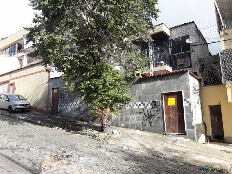 1 - Casa de Vila 1 quarto à venda Piedade, Rio de Janeiro - R$ 130.000 - MECV10009 - 16