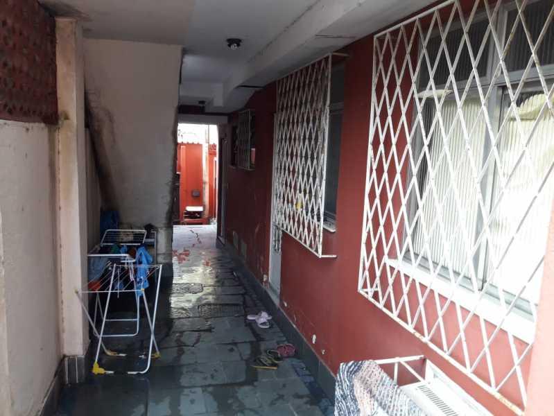 3 - Casa de Vila 1 quarto à venda Piedade, Rio de Janeiro - R$ 130.000 - MECV10009 - 18