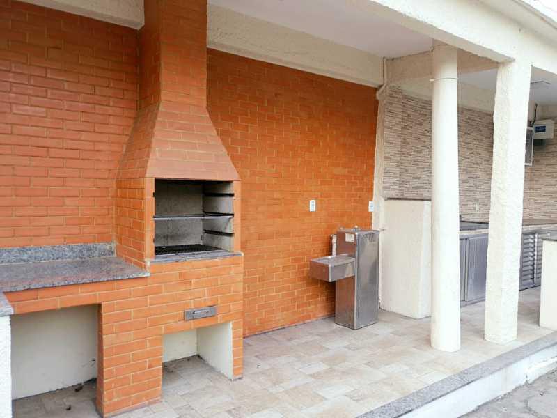 20. - Casa de Vila 2 quartos à venda Praça Seca, Rio de Janeiro - R$ 290.000 - FRCV20031 - 21
